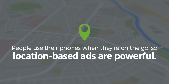 Location-based Ads Are Powerful