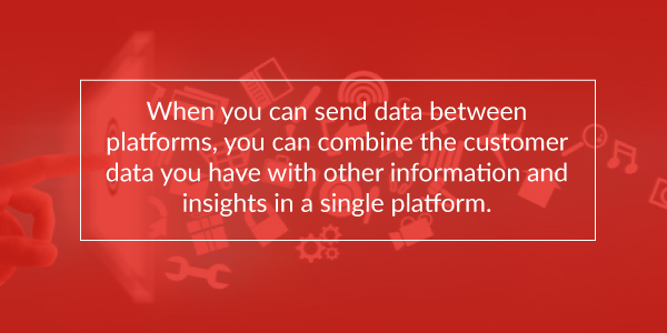 Combine Customer Data into a Single Platform