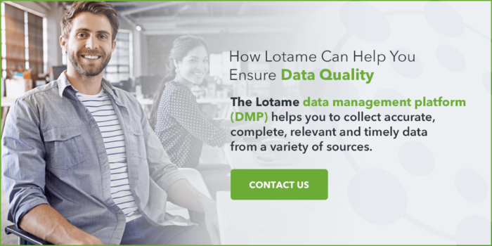 Lotame Data Quality